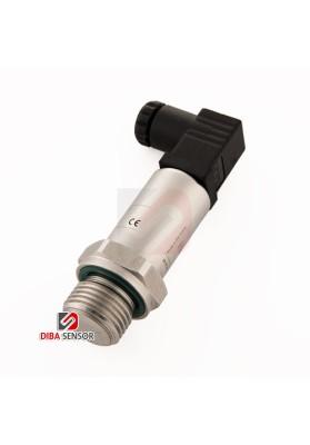 سنسور فشار دیافراگمی 25 بار خروجی میلی آمپر