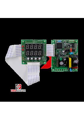 کنترلرهای دما از نوع بورد PID سری TB42