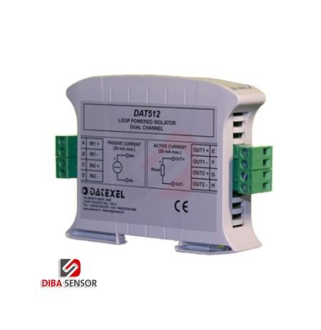 ترانسمیتر دما DAT512