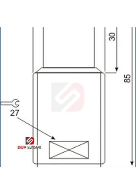 سنسور کد CPS-205-CA-30-HP